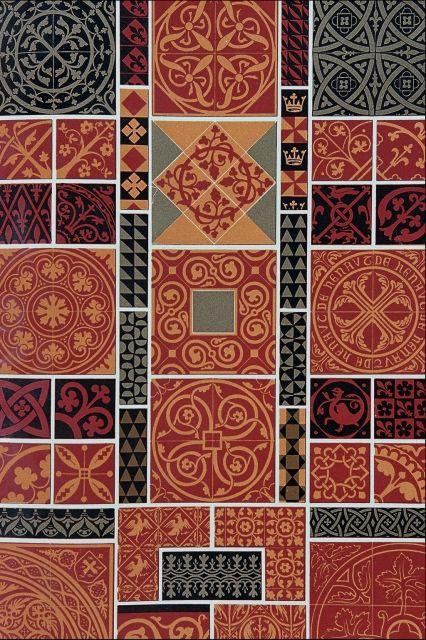 Elizabethan Carpet...